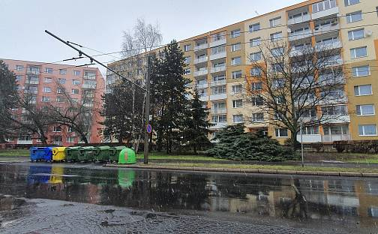 Prodej bytu 2+1 62m², 17. listopadu, Chomutov