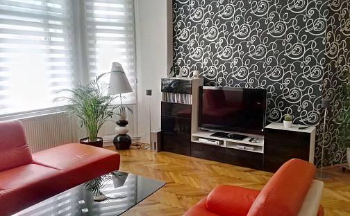 Pronájem bytu 2+kk, 71 m², Chelčického, Ostrava - Moravská Ostrava
